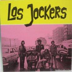 Discos de vinilo: LOS JOCKERS, (DE CHILE) HISTORIA DE LA MÚSICA POP ESPAÑOLA Nº 208. Lote 90454649