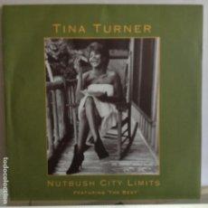 Discos de vinilo: TINA TURNER - NUTBUSH CITY LIMITS / THE BEST - NUEVO. Lote 90457509