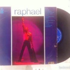 Discos de vinilo: RAPHAEL LP HISPAVOX AÑO 1965. Lote 95327700