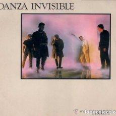 Discos de vinilo: DANZA INVISIBLE – SUEÑOS - MAXI-SINGLE SPAIN REPRESS 1983. Lote 90504330