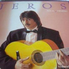 Discos de vinilo: JEROS-AGUA Y VENENO. Lote 131502819
