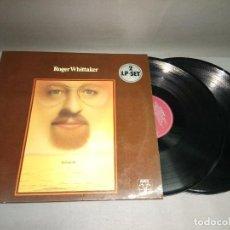 Discos de vinilo: 918- ROGER WHITTAKER - DISCO VINILO LP 2 - PORT VG +/++ DISCO VG +. Lote 90521750