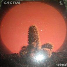 Discos de vinilo: CACTUS - CACTUS LP - ORIGINAL U.S.A. - ATCO RECORDS 1970 - STEREO - SD 33-340 - FUNDA INT. ATCO. Lote 90564725