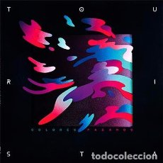 TOURISTA - COLORES PAGANOS + DEFICIT DE ATENCION- LP DOBLE / INDI / SIMILAR VETUSTA MORLA / IZAL ETC