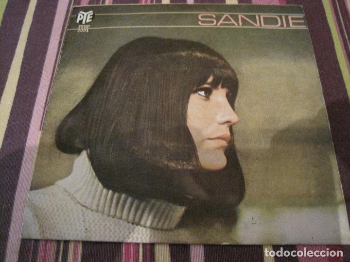 EP- SANDIE SHAW SANDIE PYE 2081 SPAIN 1965 (Música - Discos de Vinilo - EPs - Pop - Rock Extranjero de los 50 y 60)