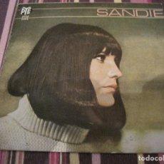 Discos de vinilo: EP- SANDIE SHAW SANDIE PYE 2081 SPAIN 1965. Lote 90616335