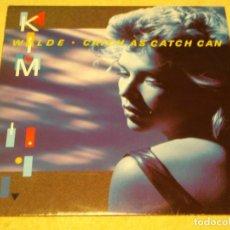 Discos de vinil: KIM WILDE ( CATCH AS CATCH CAN ) 1983 - HOLANDA LP33 RAK RECORDS. Lote 90622515