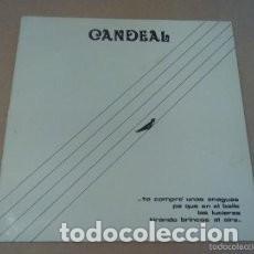 Discos de vinilo: CANDEAL - TE COMPRÉ UNAS ENAGUAS PA QUE EN EL BAILE LAS LUCIERAS - 12 SINGLE - AÑO . Lote 90632430