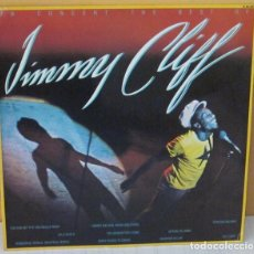 Discos de vinilo: JIMMY CLIFF - IN CONCERT THE BEST OF REPRISE -1981 (1976). Lote 90661800