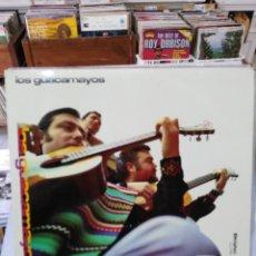 Discos de vinilo: LOS GUACAMAYOS - FIESTA EN AMÉRCIA CON LOS GUACAMAYOS - LP. DEL SELLO DISCOPHON DE 1971. Lote 90668040