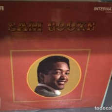 Discos de vinilo: LP - SAM COOKE - THE LATE AND GREAT - RCA INTERNATIONAL CAMDEN INTS 1080 - 1970. Lote 90689835