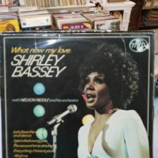 Discos de vinilo: SHIRLEY BASSEY - SENSATIONAL SHIRLEY BASSEY - LP. DEL SELLO MFP DE 1962. Lote 90717305