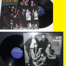 Discos de vinilo: ROLLING STONES / GOT LIVE IF YOU WANT IT 1966, RARA EDIT. USA / SATISFACTION !!TODO EXC !!. Lote 178000874