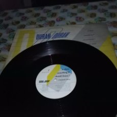 Discos de vinilo: DURAN DURAN. IS THERE SOMETHING I SHOULD KNOW. ( MOSSTER MIX ). C12V. Lote 90725140