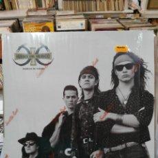 Discos de vinilo: HÉROES DEL SILENCIO - SENDEROS DE TRAICIÓN - DOBLE LP. DEL SELLO EMI 1990. Lote 90726355
