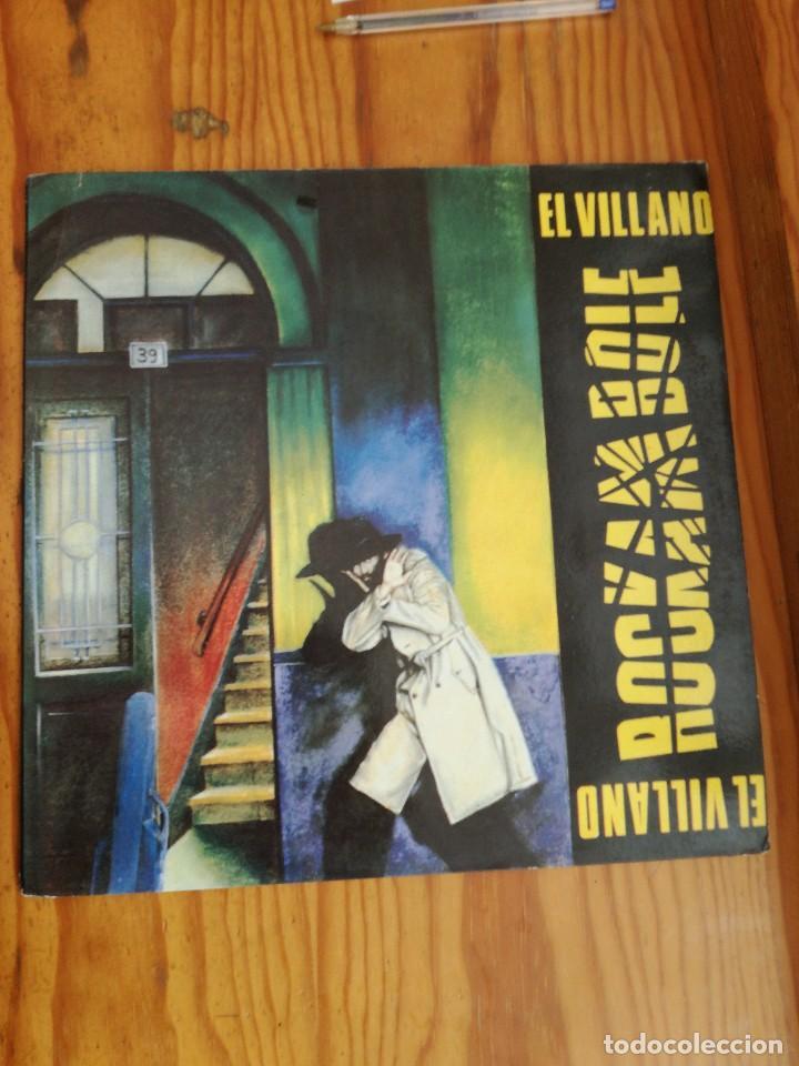 ROCKAMBOLE LP-1986 TEMAS DE OSCAR Y FERNANDO SANTANA-LA MANTA PELUDA+EL VILLANO+OTRAS. (Música - Discos - LP Vinilo - Otros estilos)