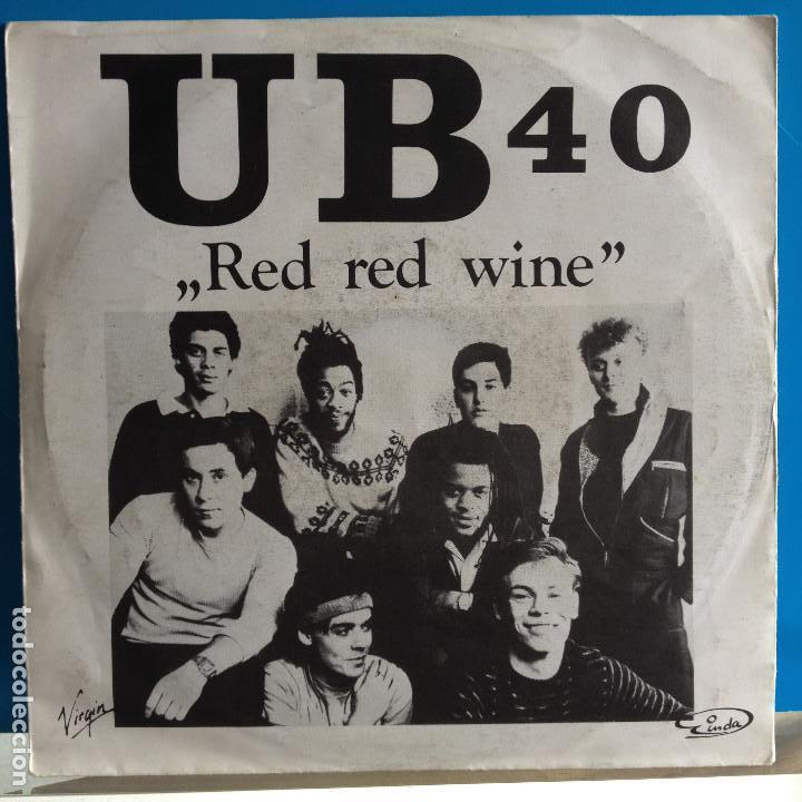 UB40 - red red wine - nuevo aleman