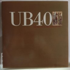 Discos de vinilo: UB40 - THE WAY YOU DO THE THINGS YOU DO - NUEVO. Lote 90736720