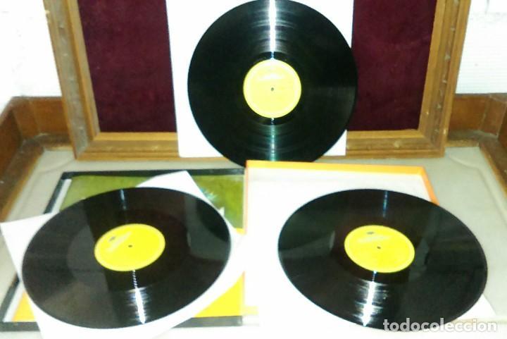 Discos de vinilo: IL BARBIERE DI SIVIGLIA. ROSSINI. CLAUDIO ABBADO. ESTUCHE 3 DISCOS. - Foto 4 - 90741065