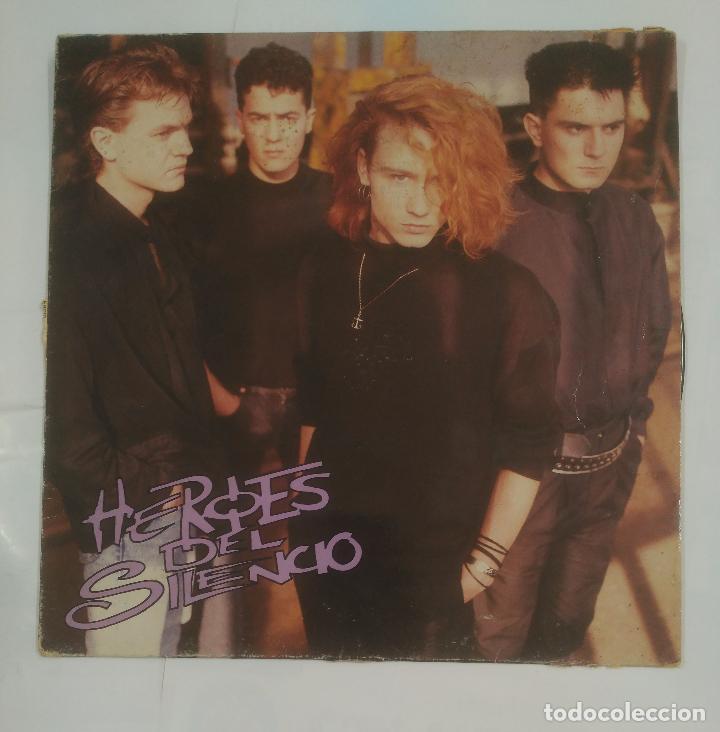 HEROES DEL SILENCIO. - HEROE DE LEYENDA. - MAXI SINGLE. TDKLP (Música - Discos de Vinilo - Maxi Singles - Heavy - Metal)
