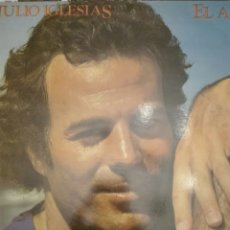 Discos de vinilo: DISCO VINILO JULIO IGLESIAS. Lote 90773165