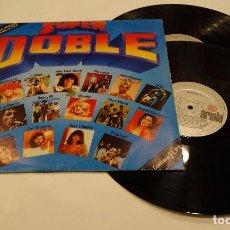 Discos de vinilo: SUPER DOBLE. - 17 TEMAS ORIGINALES - DOBLE LP. VARIOS ARTISTAS. 1979. Lote 90790220
