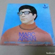 Discos de vinilo: MARC ARYAN (EP) KATY AÑO 1966. Lote 90797040