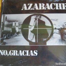 Disques de vinyle: AZABACHE LP MOVIEPLAY GONG 1980 - NO, GRACIAS - ROCK PROGRESIVO . Lote 90814990