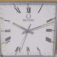 Discos de vinilo: MECANO - C B S PROMOCIONAL - 1982 GAT LABEL BLANCO. Lote 90823615