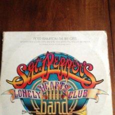Discos de vinilo: DISCO LP DOBLE VINILO. SARGENT PEPPERS. Lote 90832119