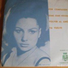 Discos de vinilo: ORQUESTA FANTASIA Y NARBO EP BCD 1971 POR COMPASION +3. Lote 90846690