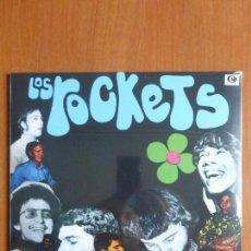 Discos de vinilo: LOS ROCKETS - 10' - 1968 PSICODELIA NICARAGUA - PRECINTADO -. Lote 211985531