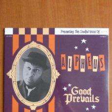 Discos de vinilo: ALPHEUS – GOOD PREVAILS - ROCKSTEADY, REGGAE, SKA - LP VINILO PRECINTADO. Lote 90857630