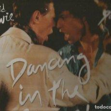 Discos de vinilo: DAVID BOWIE & MICK JAGGER MAXI-SINGLE SELLO EMI AÑO 1985 EDITADO EN FRANCIA. Lote 90873940