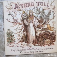 Discos de vinilo: JETHRO TULL - RING OUT, SOLSTICE BELLS..+3. Lote 90897625