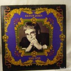Discos de vinilo: ELTON JOHN. THE ONE. 1992. Lote 90900445