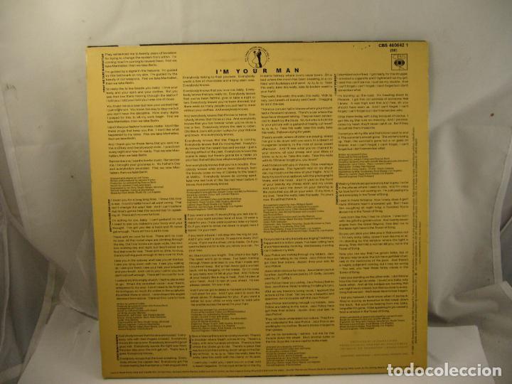 Discos de vinilo: LEONARD COHEN - I´M YOUR MAN - GRATEST HITS - Foto 2 - 90901660