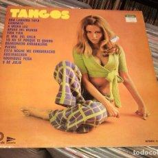 Disques de vinyle: CLARENZO Y GRAND ORQUESTA - TANGOS LP . Lote 90911645