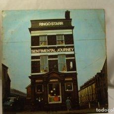Discos de vinilo: RINGO STAR SENTIMENTAL JOURNEY. Lote 90914655