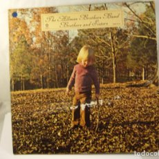 Discos de vinilo: THE ALLMAN BROTHERS BAND - BROTHERS AND SISTERS (LP). Lote 90915100