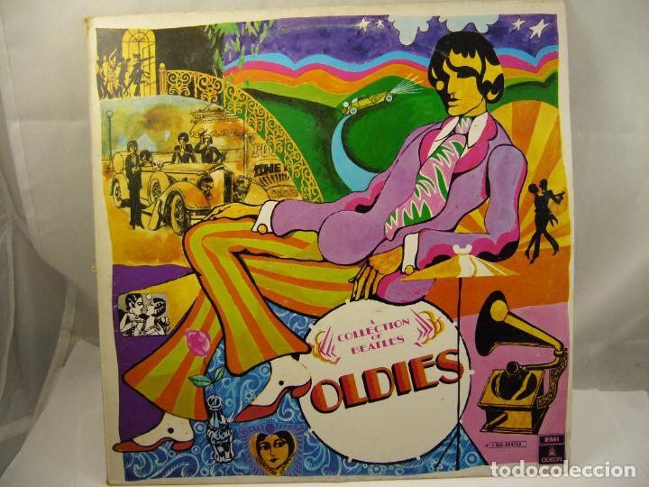 THE BEATLES ------ A COLLECTION OF BEATLES OLDIES (Música - Discos de Vinilo - Maxi Singles - Pop - Rock Extranjero de los 50 y 60)