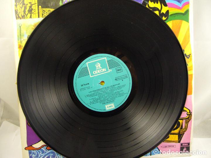 Discos de vinilo: THE BEATLES ------ A COLLECTION OF BEATLES OLDIES - Foto 3 - 90915170
