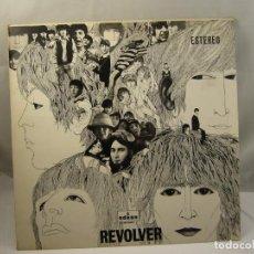 Discos de vinilo: THE BEATLES REVOLVER LP EMI-ODEON EDICION ESPAÑOLA . Lote 90915325