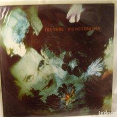 Discos de vinilo: THE CURE LP DESINTEGRATION VINILO. Lote 90915510