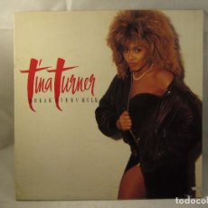 Discos de vinilo: TINA TURNER (BREAK EVERY RULE) LP ESPAÑA 1986 (VIN-N). Lote 90952890
