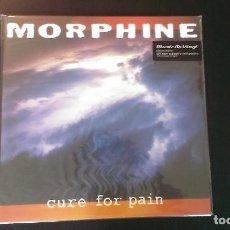 Discos de vinilo: LP MORPHINE CURE FOR PAIN INDIE JAZZ ROCK VINILO. Lote 263260615