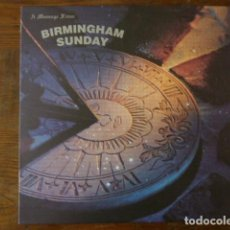 Discos de vinilo: BIRMINGHAM SUNDAY.- A MESSAGE FROM/ REED. AKARMA PSYCH USA. Lote 90992560