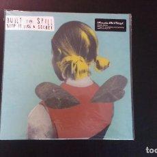 Discos de vinilo: LP BUILT TO SPILL KEEP IT LIKE A SECRET INDIE ROCK VINILO. Lote 90992700