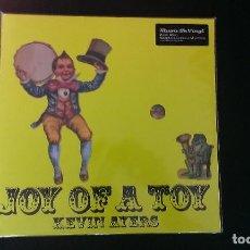 Discos de vinilo: LP KEVIN AYERS JOY OF A TOY FOLK ROCK POP PSOCODELIA CANTERBURY. Lote 90999960