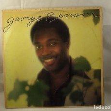 Discos de vinilo: LP VINILO GEORGE BENSON - LIVIN INSIDE YOUR LOVE 2 LPS . Lote 90999975
